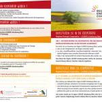 Projet Klimbera - Infoflyer
