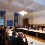 Lescht Reunioun vum Comité délibérant am Joer 2019 zu Hulemes am Schlass
