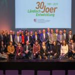 30 Joer ländlech Entwecklung - Séance académique am Cube 521 zu Maarnech
